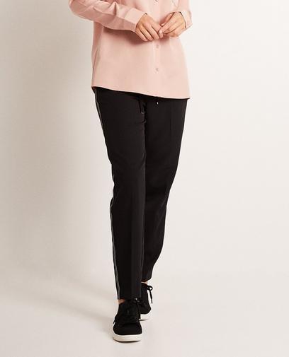 Zwarte broek